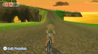 CyclingSunset