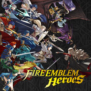 Fire Emblem Heroes - Illustration 01