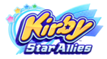 Kirby Star Allies logo