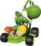 MK64 Yoshi