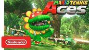 Mario Tennis Aces - Petey Piranha