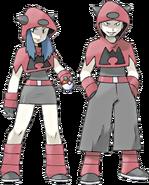 Team Magma Grunts