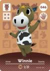 Animal Crossing Amiibo Card 046