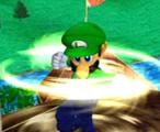 Luigi melee