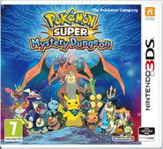 Pokemon Super Mystery Dunfeon (EU)