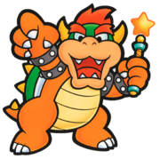 Bowser (Paper Mario)