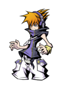 The World Ends with You Final Remix - Character Art - Neku 12