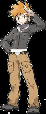 Blue (Pokémon Trainer)