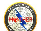 Franklin Badge