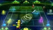 GCN Nostalgia - Mario Power Tennis- Luigi's Mansion Court