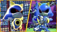 All 24 Events (Metal Sonic gameplay) Mario & Sonic at the Olympic Games Tokyo 2020 (Switch)