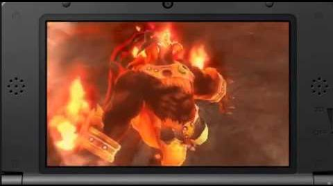 Final Fantasy Explorers - Gameplay Footage (3DS - Japanese)