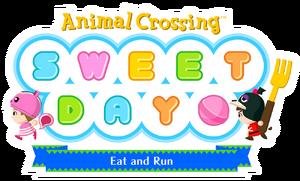 Nintendo Land - Animal Crossing Sweet Day logo