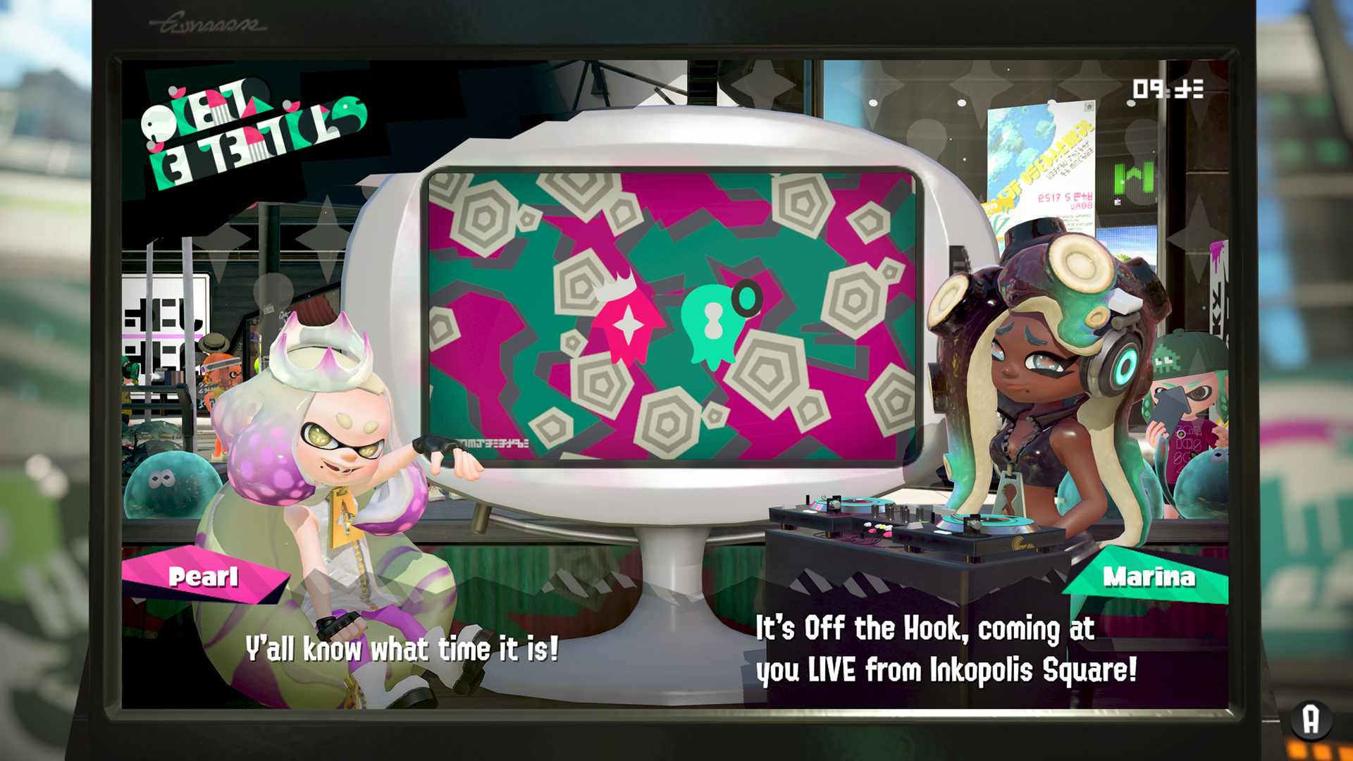 Image Splatoon 2 Screenshot News Greeting 01g Nintendo