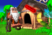 Cranky's Cabin (Diddy Kong Pilot, 2003 build)