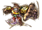DK - Mario Strikers Charged