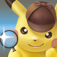 Great Detective Pikachu Birth of a New Duo icon