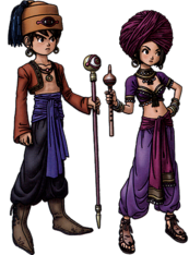 Mage (Dragon Quest IX Sentinels of the Starry Skies)