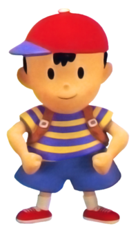 Ness (Mother 2)