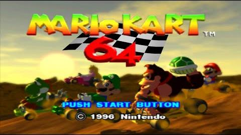 Nintendo 64 Longplay 002 Mario Kart 64-0