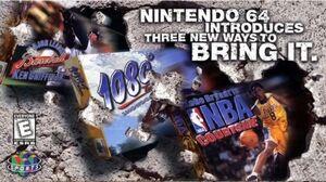 Nintendo Sports promo VHS