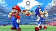 Mario & Sonic at the Olympic Games Tokyo 2020 - E3 Trailer