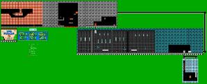 SMB3 World 7-Fortress 1
