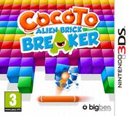 Cocoto Alien Brick Breaker 2