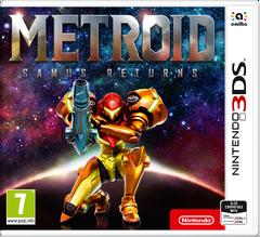 Metroid Samus Returns (UK)