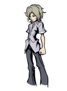 The World Ends with You Final Remix - Character Art - Joshua 11