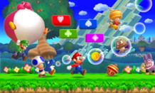 29 - Puzzle Swap - New Super Mario Bros. U + New Super Luigi U