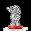 Amiibo - SM - Silver Mario