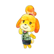 Animal Crossing - Happy Home Designer - Char 01