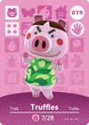 Animal Crossing Amiibo Card 079