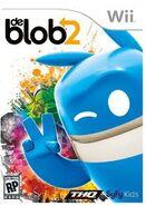 De Blob 2 American Wii Cover