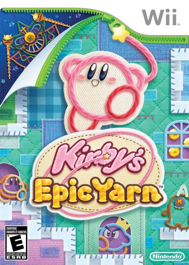Kirby's Epic Yarn (NA)