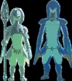 BotW Zora Species