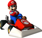 Mario Artwork - Mario Kart DS