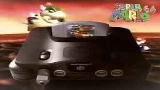 Super Mario 64 and Nintendo 64, (1996) TV Commercial