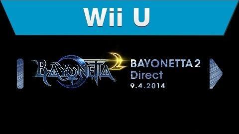 Wii U - Bayonetta 2 Direct