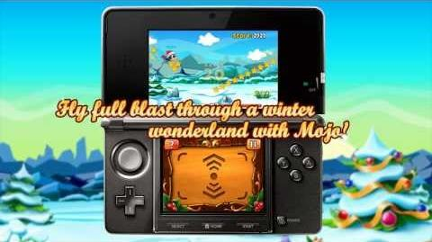 Bird Mania Christmas 3D (Nintendo eShop) Trailer by Teyon