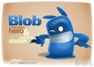 De Blob 2 Blob's Description