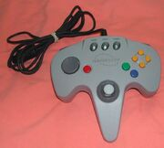 N64 controller 3