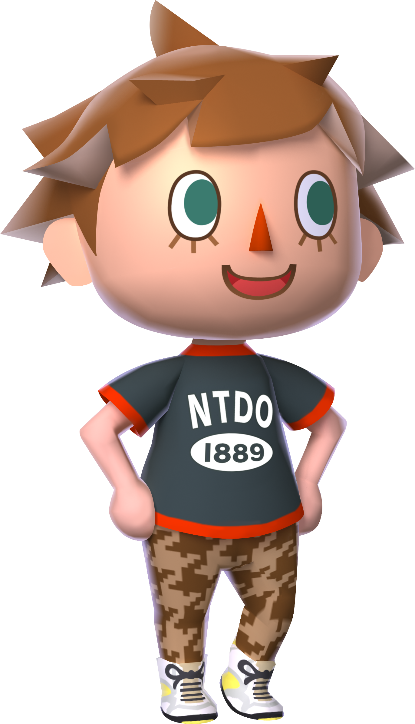 Villager (Animal Crossing) | Nintendo | Fandom