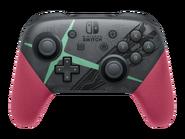Xenoblade Chronicles 2 Pro Controller 01
