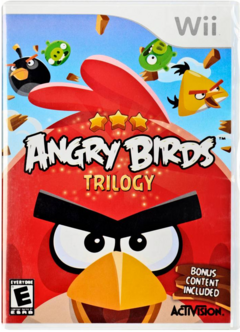 Angry Birds Trilogy Wii (NA)