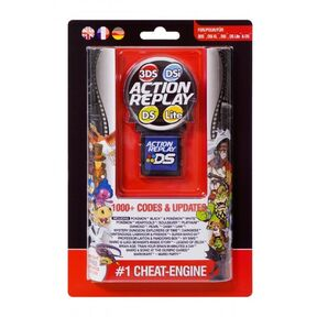 DS Action Replay (3DS compatible)