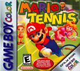 Mario Tennis (Game Boy Color)