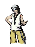 The World Ends with You Final Remix - Character Art - Beat 9