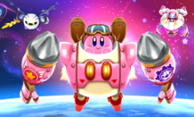 61 - Puzzle Swap - Kirby Planet Robobot